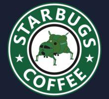 Starbugs (Starbucks) Coffee Kids Tee