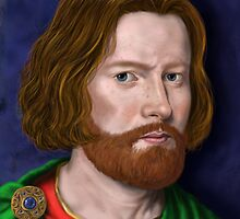 Henry II by marksatchwillart
