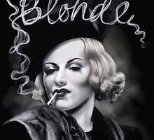 Suicide Blonde by marksatchwillart