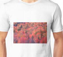 Dense Colourfull Forest Unisex T-Shirt