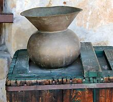 Old Spittoon by Paul Sturdivant