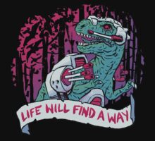 Life Finds A Way by AustinJames