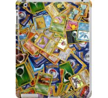 Pokemon Cards iPad Case/Skin