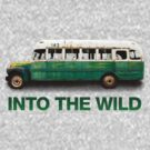 Into the Wild - Bus by molvic