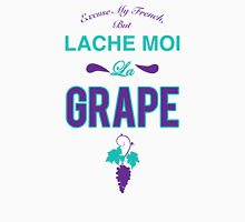 Lache moi la grape (Off my grape) - Jordan 5 Grape match Unisex T-Shirt