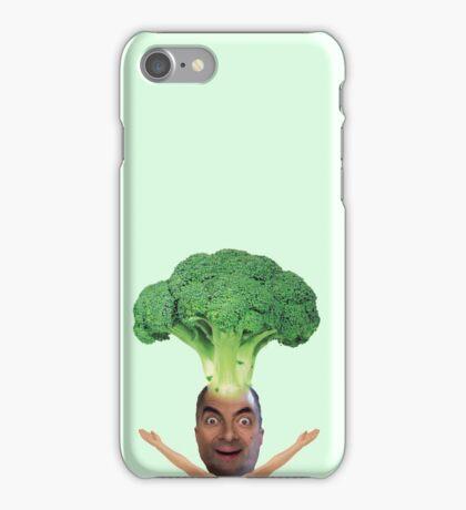 Broccoli Crazy iPhone Case/Skin