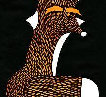 Fox by jadelaura