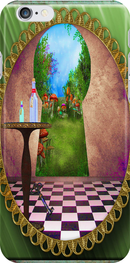 Through The Keyhole by Delights