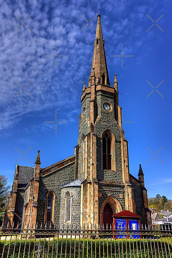 Penninghame Parish Church by Tom Gomez