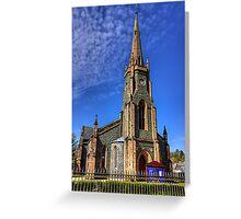 Penninghame Parish Church Greeting Card