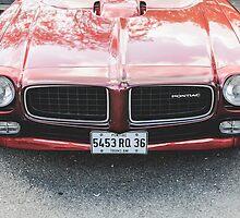 Pontiac Tans-Am by Thierry Vincent