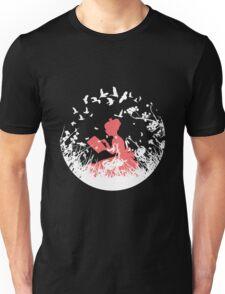 Secret Reader Reversed Unisex T-Shirt