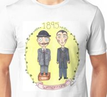 Holmes and Watson 1895 Unisex T-Shirt