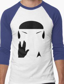 Spock Men's Baseball ¾ T-Shirt
