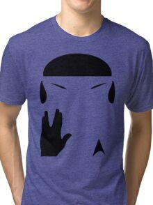 Spock Tri-blend T-Shirt