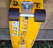 Jay Adams' Orignal Z-Flex Board by andigraphix