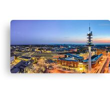 Hannover Skyline Canvas Print