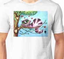 The Cheshire Cat - so much love Unisex T-Shirt