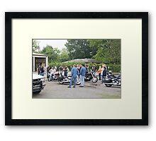 poker run Framed Print