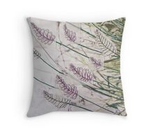 Lavandula Throw Pillow