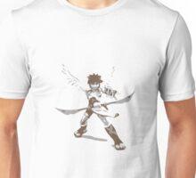 Minimalist Pit from Super Smash Bros. Brawl Unisex T-Shirt