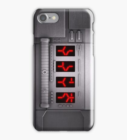 Predator Self-Destruct iPhone Case/Skin