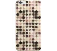 Dots and Patterns iPhone Case iPhone Case/Skin