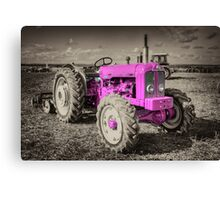 Roadless Tractor  Canvas Print