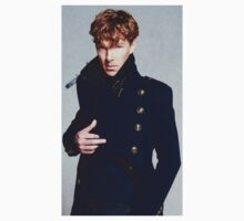 Benedict Cumberbatch One Piece - Long Sleeve