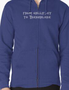 From Gallifrey to Trenzalore T-Shirt
