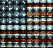 American Flag Creative by morningdance