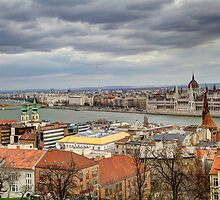 Beautiful Budapest by Rozalia Toth