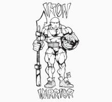 Iron Warrior by bigMdesign