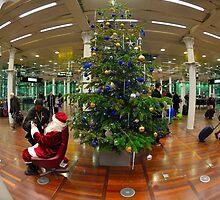 Christmas Ornament by BrightFogPhoto
