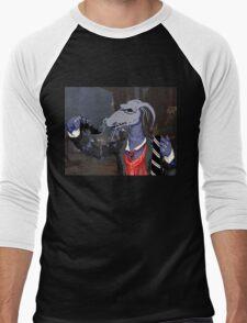 Uncle Deadly Men's Baseball ¾ T-Shirt