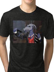 Uncle Deadly Tri-blend T-Shirt