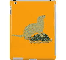 otter2 iPad Case/Skin