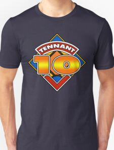 Old School Tennant T-Shirt