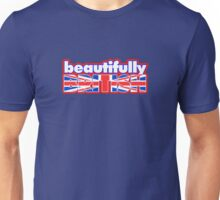 beautifully BRITISH Unisex T-Shirt