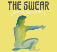 The Swear - Gold & Hymns & Hell Cover Kids Tee