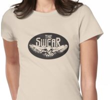 The Swear - Oval Hawk Womens Fitted T-Shirt