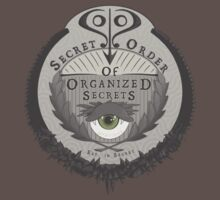 Secret Order of Organized Secrets Kids Clothes