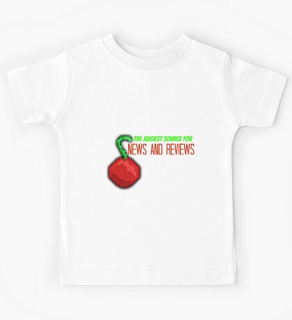 The Juiciest Source For News and Reviews! Kids Tee