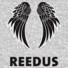 Reedus Angels Wings - Black Edition by ausreedusgirls