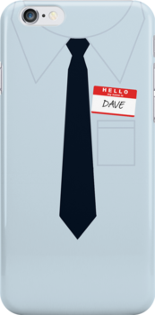 Hello, My Name Is Dave by kittenblaine