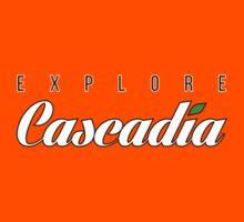 Explore Cascadia Kids Tee