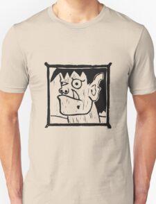 Orc Portrait Unisex T-Shirt