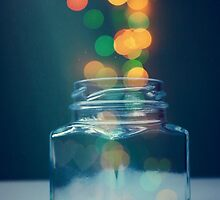 Make Believe Bokeh Lights by Teodora Cristina