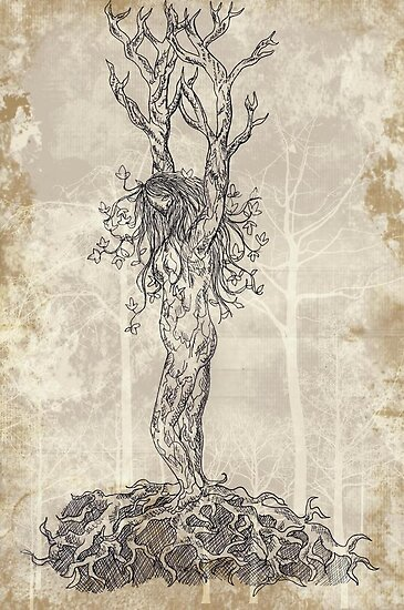 Dryad by Maddy Storm