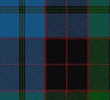 10016 Stewart of Bute Clan/Family Tartan Fabric Print Ipad Case by Detnecs2013